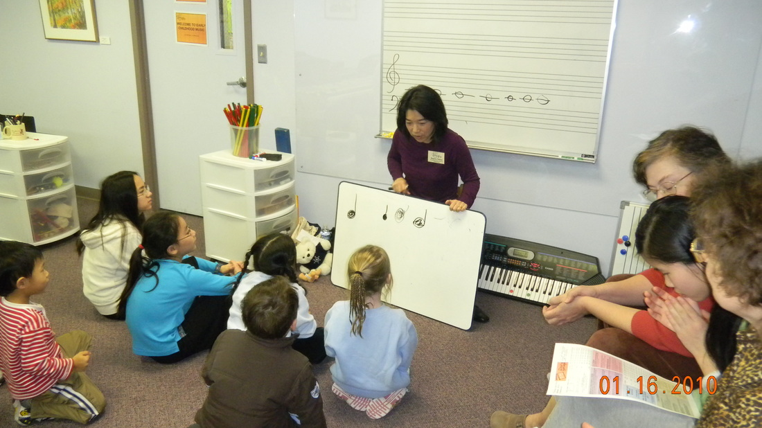 group piano lessons kids and parents